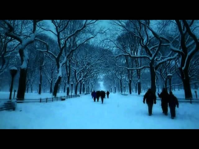 Падал Снег - Христианский видеоклип